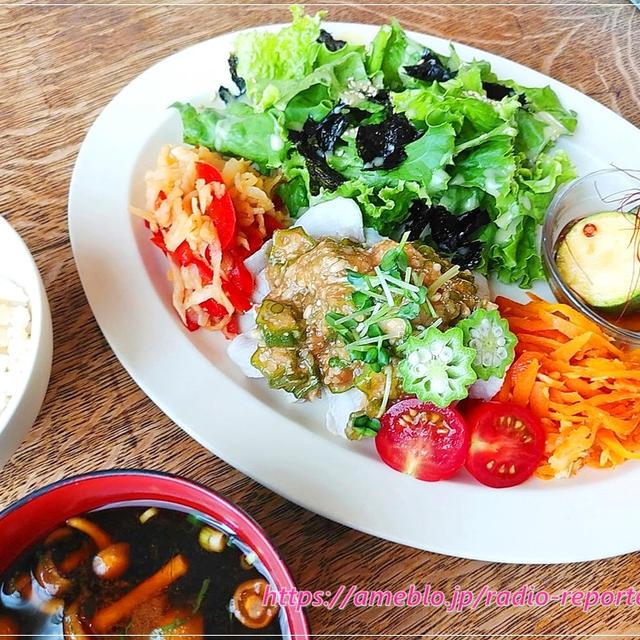 隠れ家カフェ☆旬野菜たっぷりランチと旬の果物を使ったケーキ「cinq(サンク)」@北浦和
