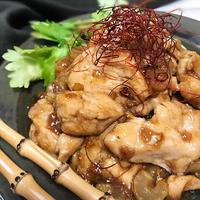 鶏むね肉とセロリのトロトロ炒め