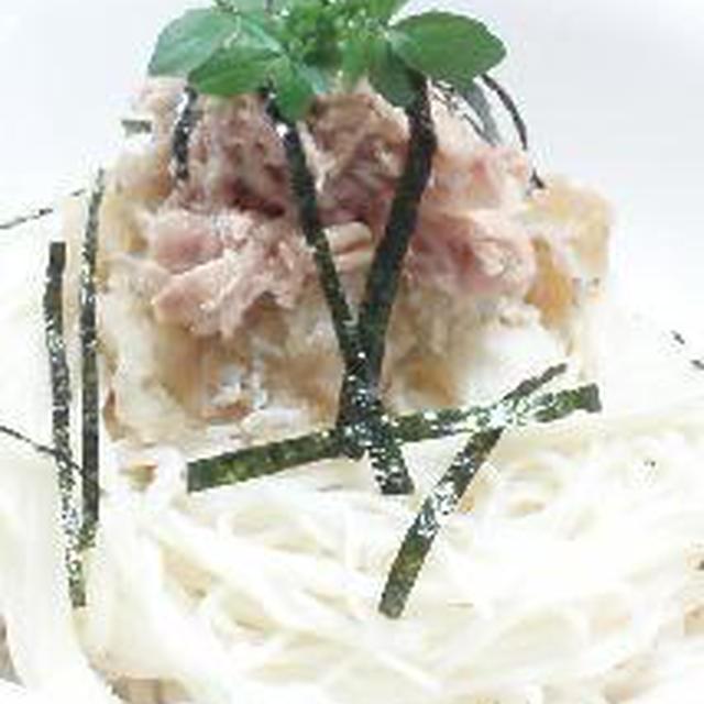 おろし素麺