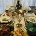 2013 クリスマスの食卓(テーブルコーディネート) by MISOさん