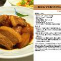 青パパイアと豚バラブロックの煮物 煮物料理 -Recipe No.1161-