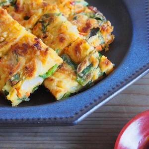 野菜もたくさん摂れる!「具だくさんチヂミ」レシピ5選