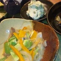 枝豆ポテト