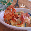 【簡単旨ウマ】キムチーズ焼き✨とろけるズッキーニ by Mariさん