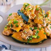 豚こま肉でも大満足!かぼちゃを使ったオススメおかずレシピ
