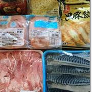 【コストコ購入品】精肉&魚の価格と冷凍保存♪そして初のワンオペ!