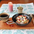 ココアパンで熱々バナナフレンチトースト by おいしっぽさん