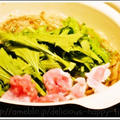ごぼうのさっぱり鍋 by PROUDさん