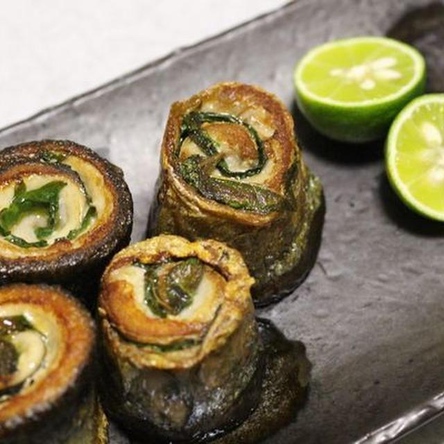 秋刀魚ロール焼き