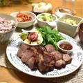 【レシピ】BBQローストポーク#オーブン料理#漬け焼き#作り置き#パーティー料理#お弁当おかず