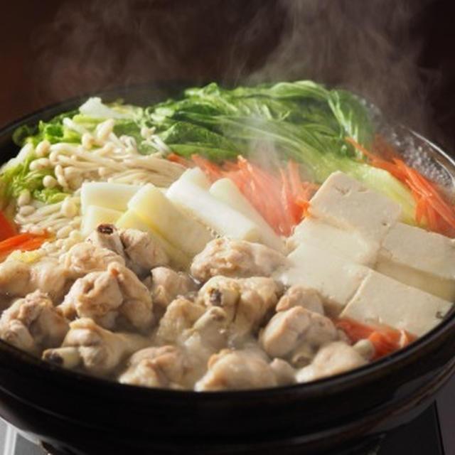 手羽元で水炊きを美味しく作る裏ワザ 、 手羽元の水炊き