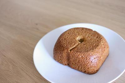 生クリーム100%でパンを焼いたら変な塊ができたの巻