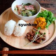 【簡単!!!】白菜とベーコンのめんつゆ煮*刷りゴマがけ