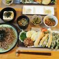 天ぷら蕎麦~天ぷらを揚げるコツと5月17日のお弁当