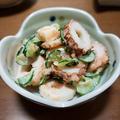 胡瓜と竹輪のたらこマヨネーズのレシピ