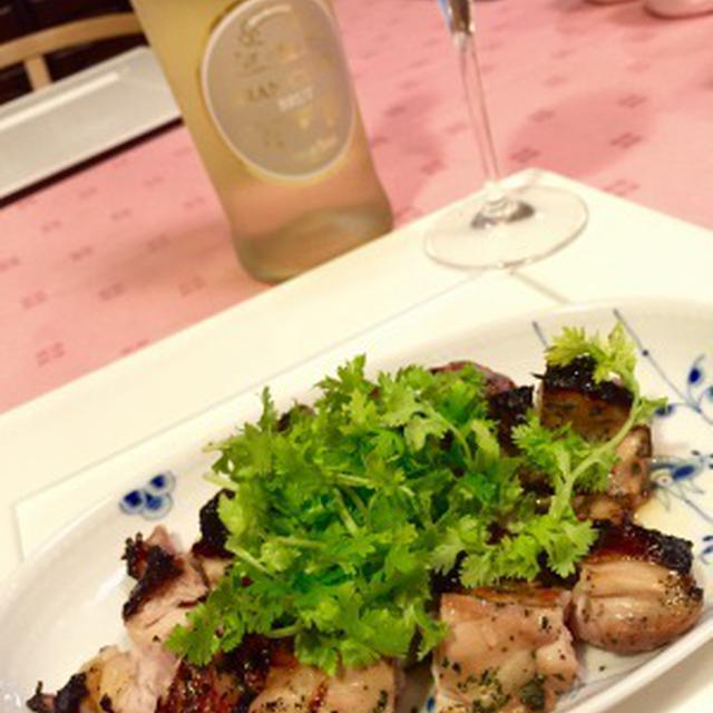 ガイヤーン(タイ風鶏肉の炙り焼き)