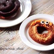 ミスドのドーナツが可愛い♩と、ズボラ調理•••