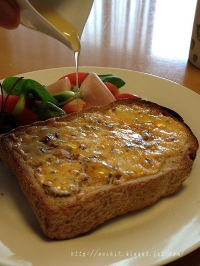 カレーの季節!スパイスが余ったら、クミンシードでチーズトースト!