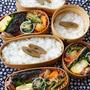 鯖の柚子胡椒漬けと韓国風肉じゃが弁当