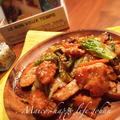 コチュジャンでご飯がススム鶏胸肉の甘辛炒め