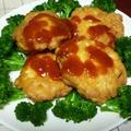 鶏のイタリアンチーズピカタ