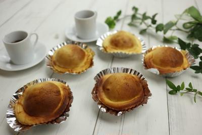 【動画レシピ】バスクチーズケーキブレッドの作り方