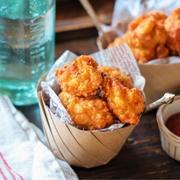 《レシピ動画》♡鶏むね肉deチキンナゲット♡【#簡単レシピ#時短#節約#お弁当】