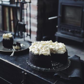 チョコレートギネスケーキ