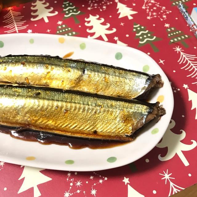 【煮魚】子供大絶賛!絶対失敗しない北山智映シェフの技で秋刀魚を煮てみた