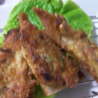 海老豆腐パン
