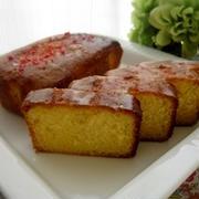 母の日に☆レモンのパウンドケーキ