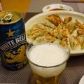 【うちレシピ】鶏軟骨入り☆味ポンと七味で食べるさっぱり餃子