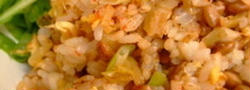 美容や健康にいいことだらけ!納豆チャーハンアレンジレシピ