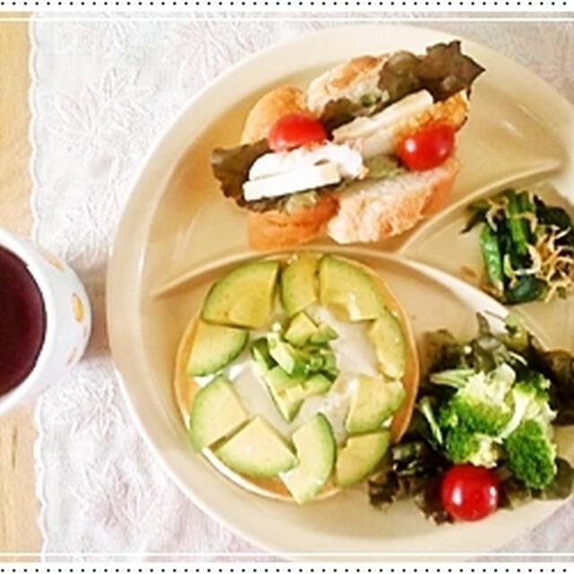 6/14◇うちごはん ひび割れハートの豆腐ハンバーグ