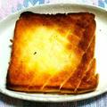 絶品バタートースト