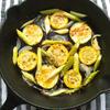 ズッキーニのオーブン焼き、トムヤムクン風味