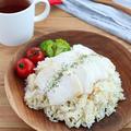 炊飯器で簡単!鶏むね肉の海南チキンライス by kaana57さん