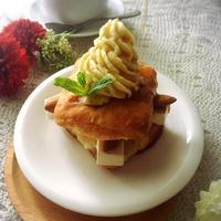 カフェ風オサレ朝ごパン
