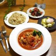 【レシピ】チキンとキャベツのトマトスープ✳︎寒い時期にぴったり✳︎食べるおかずスープ…そんなに見せたかった?