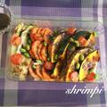 持ち寄りにオススメ♡焼き野菜のマリネ by シュリンピさん