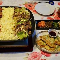 再び「おうちチーズタッカルビ」♪ Korean Cheesy Pan