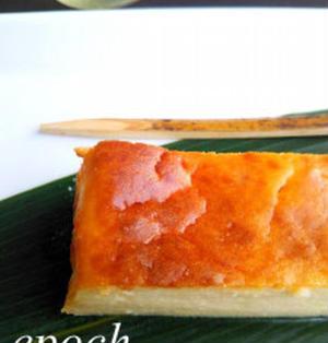 甘酒ベイクドチーズケーキ