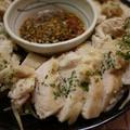 食べるタレで♪味付き茹で鶏 by とまとママさん