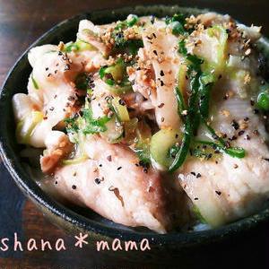 ごはんがどんどん食べたくなる!「豚肉×ねぎ」のおすすめ丼レシピ
