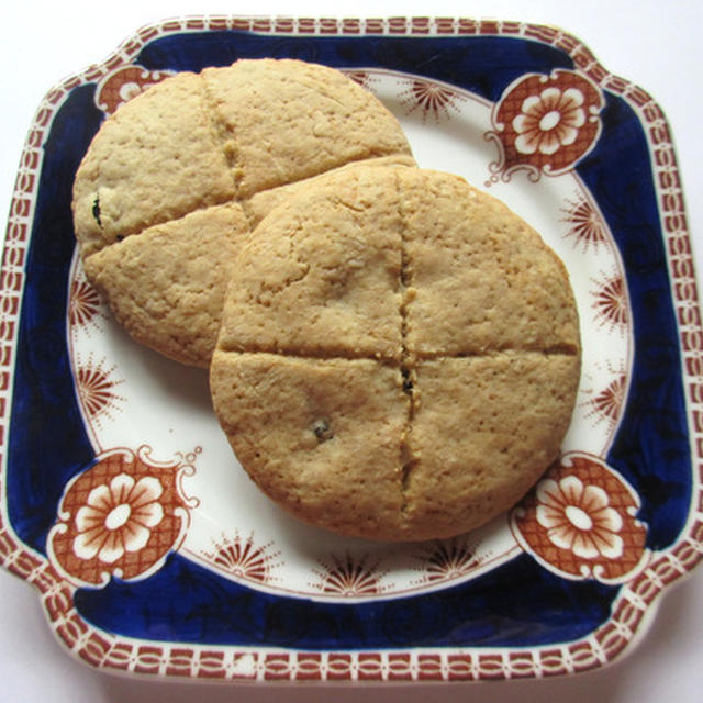 <イギリス・レシピ> シュロプシャー・ソウル・ケーキ【Shropshire Soul Cakes】