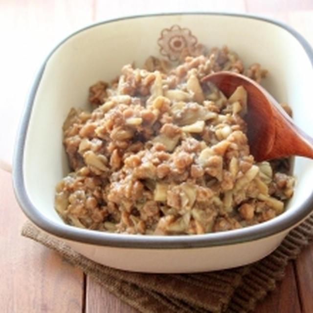 糖質オフ♪大豆のお肉で舞茸と大豆の肉そぼろ