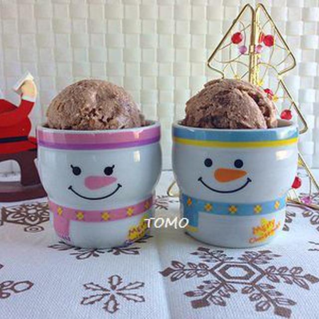 クリスマスに♪アイスココア de 簡単アイス
