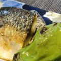 おうちごはんNo.88|超簡単塩サバのタクコ焼き