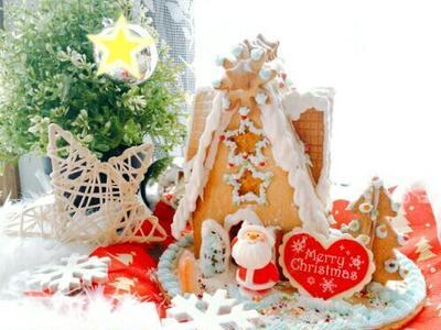 ✿2017今年のお菓子の家はコレ!!お茶タイムはコレ✿