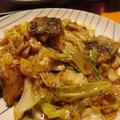 さんまとキャベツの辛味噌炒め・ヒガシマルでふわとろなめこ豆腐 by しまちゅう(旅情家)さん